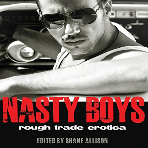 Nasty Boys audiobook cover art