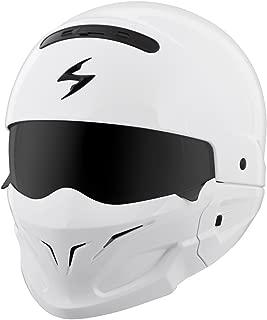 Scorpion Covert Helmet (Medium) (White)
