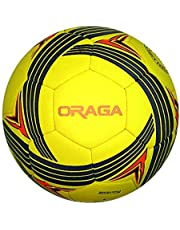 Vector X ORAGA Thermobonded Futsal Football (Size-4) (Multicolor)
