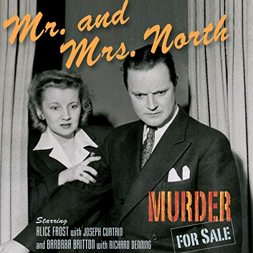 Couverture de Mr. and Mrs. North: Murder for Sale