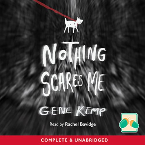 Nothing Scares Me cover art