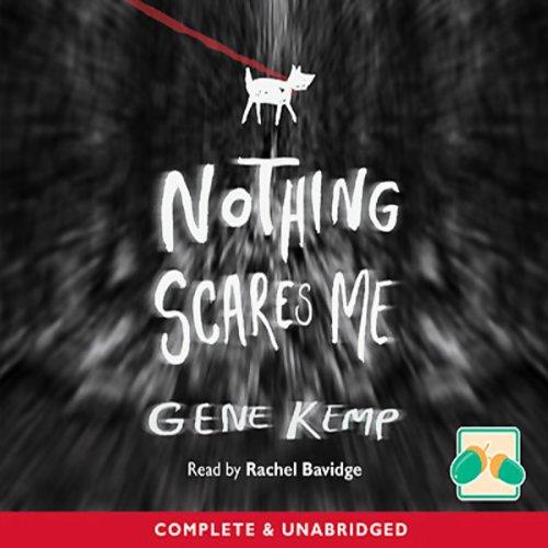 『Nothing Scares Me』のカバーアート