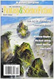 The Magazine of Fantasy & Science Fiction, November-December 2019