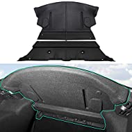 BASENOR Tesla Model 3 Rear Trunk Sound Deadening Mat Soundproof Protective Pad Audio Noise Insulation and Dampening