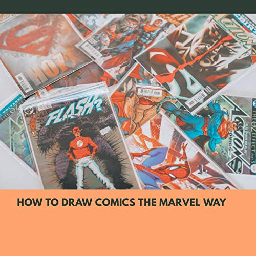 Couverture de How to Draw Comics the Marvel Way