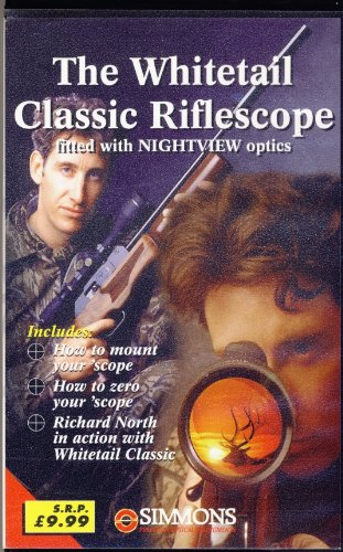The Whitetail Classic Riflescope Fitted With Nightview Optics ~ VHS Video