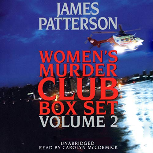 Women's Murder Club Box Set, Volume 2 cover art