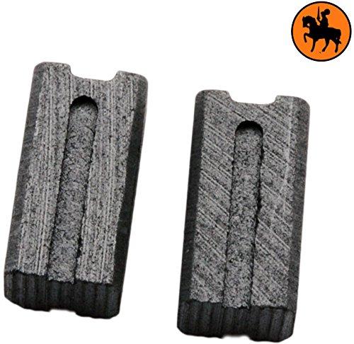 Buildalot Specialty koolborstels ca-00-46969 voor Black & Decker boormachine KD1000-6x7x13,5mm - vervanging voor originele onderdelen 806681