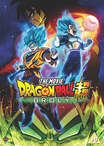 Dragon Ball Super: Broly [DVD]