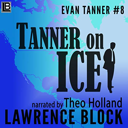 Couverture de Tanner on Ice