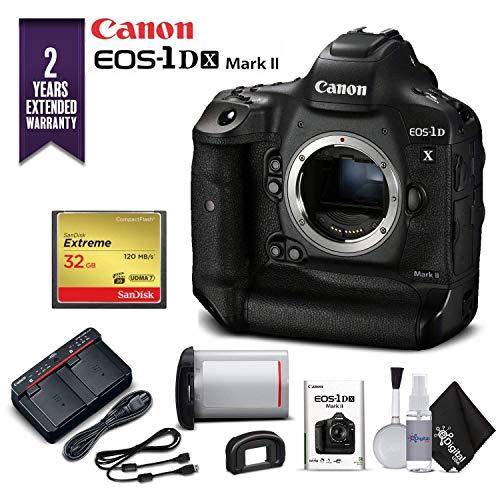 Canon EOS-1DX Mark II Bundle 2