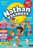 Cahier de Vacances 2020 du CE1 vers le CE2 - Nathan Vacances - 7/8 ANS