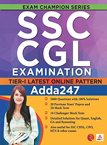 Ssc Cgl A4