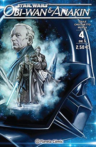 Star Wars Obi-Wan and Anakin nº 04/05 (Star Wars: Cómics Grapa Marvel)