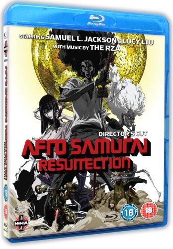 Afro Samurai: Resurrection (Director's Cut) [Edizione: Regno Unito] [Blu-Ray] [Import]