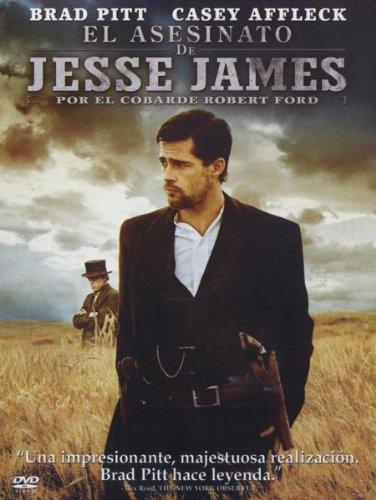 El Asesinato De Jesse James Por El Cobarde Robert Ford Blu-Ray [Blu-ray]