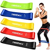 YNMEacc Fitnessbänder [5er Set]...