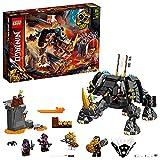 LEGO 71719 Ninjago Criatura Mino de Zane Juguete de Construcción para Niños +8 años con 4 Mini Figuras de Ninjas