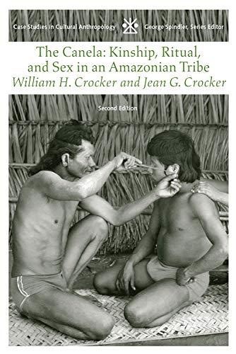 CANELA 2/E (Case Studies in Cultural Anthropology)