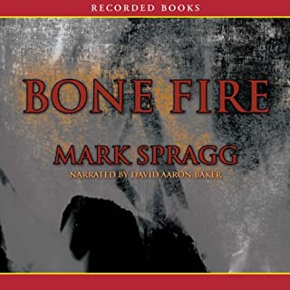Bone Fire audiobook cover art