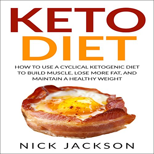 Keto Diet audiobook cover art