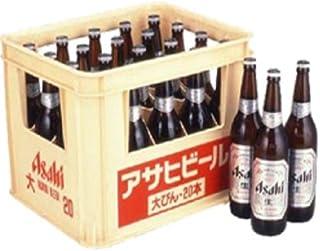 アサヒ スーパードライ大瓶633ml×20本入