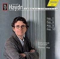 Haydn: Complete Symphonies, Vol. 17