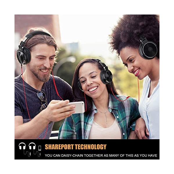 Superior Sound Wireless Headphones 5