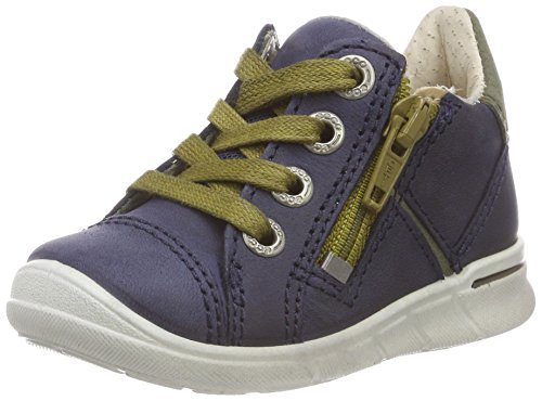 ECCO Jungen First Sneaker, Blau (Night Sky 2303), 22 EU