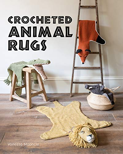Compare Textbook Prices for Crocheted Animal Rugs  ISBN 9781784945855 by Mooncie, Vanessa