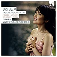 Orfeo[s] - Italian and French Cantatas by Sunhae Im