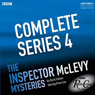 McLevy: Complete Series 4 cover art