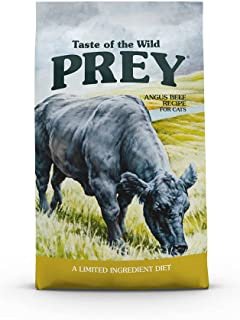 Taste of The Wild Prey Angus Beef Formula for Cat with Limited Ingredients 6.8kg