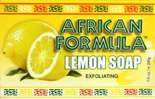 African Formula Lemon Soap 7 oz.
