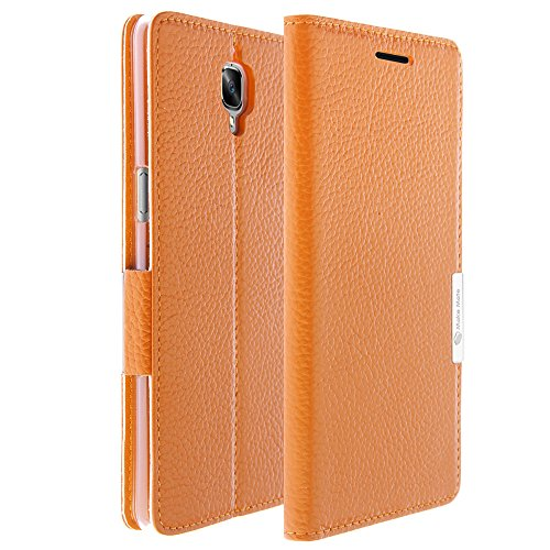 Genuine Leather OnePlus 3T Wallet Case