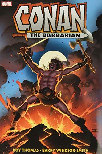 Conan the Barbarian: The Original Marvel Years Omnibus Vol. 1