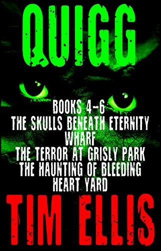 Quigg (Books 4 - 6) (Quigg Book Sets 2) (English Edition)
