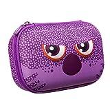 ZIPIT Wildlings Big Pencil Case/Cosmetic Makeup Bag