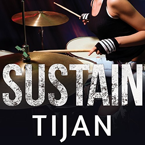 Sustain audiobook cover art