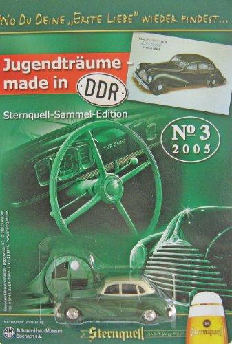 DDR-Pkw-Modell der Brauerei Sternquell EMW 340/2 Limousine Nr. 03/2005