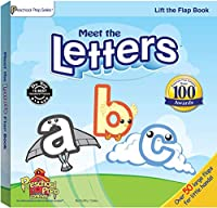 Meet the Letters Lift the Flap Book 0976700808 Book Cover