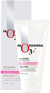 O3+ Whitening Face Emulsion Pigmentation Removal, Skin Whitening, Fairness Cream, 50gm