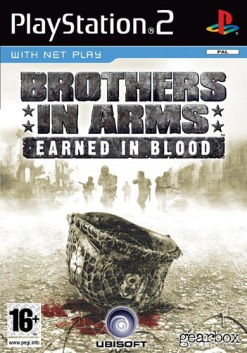Brothers In Arms: Earned In Blood (PS2) by UBI Soft