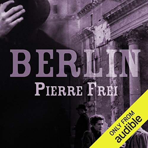 Berlin audiobook cover art