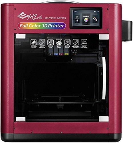 Stampante 3D XYZprinting Da Vinci Color Stampante a getto dinchiostro