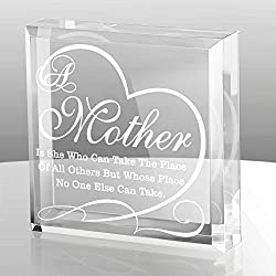 Mother's day gifts~Keepsake glass art