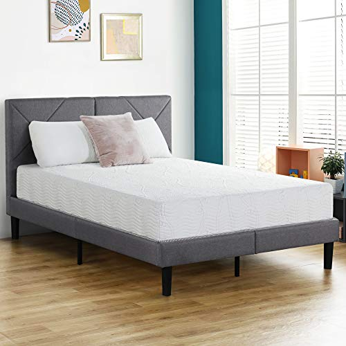 Olee Sleep 10 inch Omega Hybrid Gel Infused Memory Foam and Pocket Spring Mattress  (Queen)