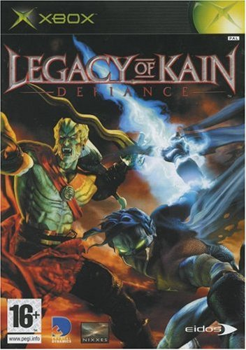 Legacy Of Kain ~ Defiance ~