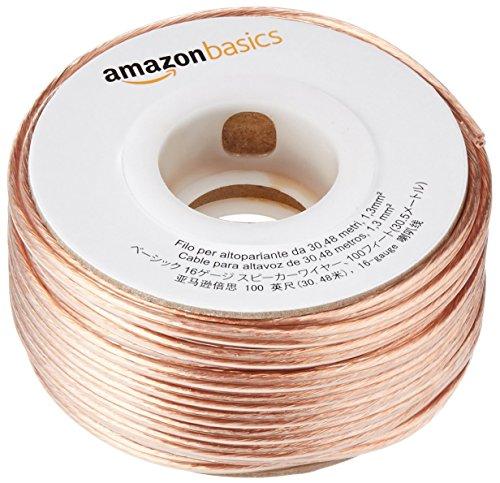 AmazonBasics -   Lautsprecherkabel
