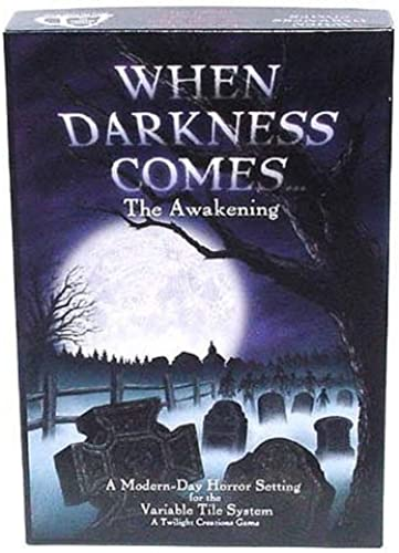 When Darkness Comes...The Awakening Board Game by Twilight Creations